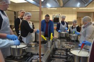 Warsztaty serowarskie w Centrum Dziedzictwa Kulinarnego i Turystyki Wiejskiej